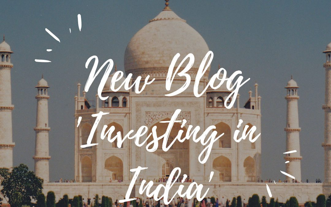 INDIA – THE NEXT ECONOMIC POWERHOUSE?