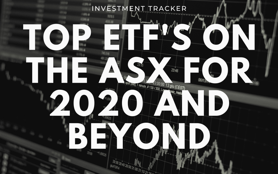 ASX ETF REVIEW – 2020